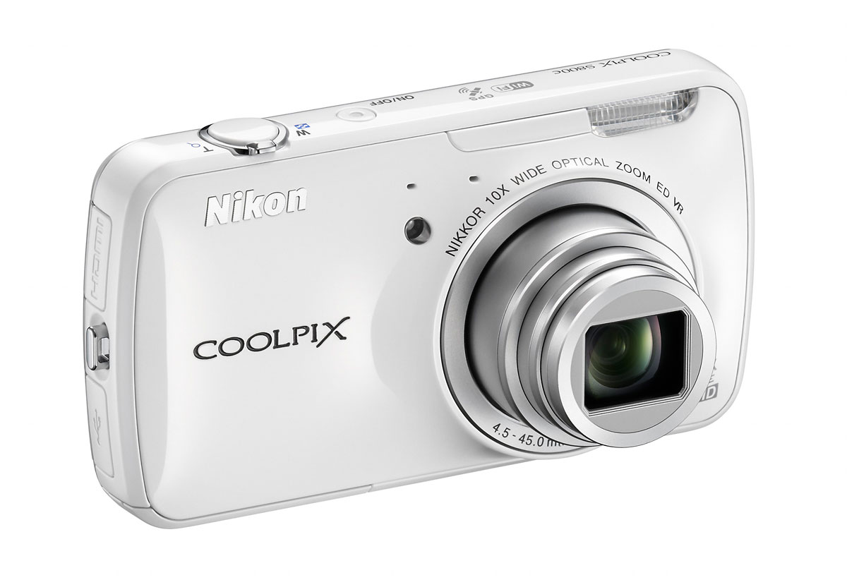 Nikon Coolpic S800c Android-Powered Camera