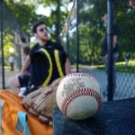 Nokia Lumia 1020 Baseball Sample Photo