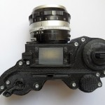 OpenReflex DIY 35mm SLR Camera - Top View