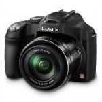 Panasonic Lumix FZ70 60x Superzoom Camera - Angle View