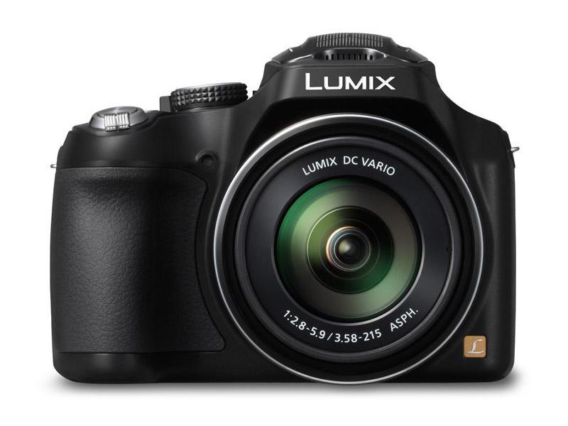 Panasonic Lumix FZ70 60x Superzoom Camera
