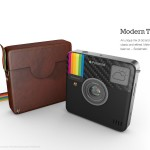 Socialmatic Camera With Leather Case