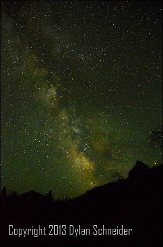 """""""Starscapes over Yellowstone NP """" by Dylan8i - from the Nature & Wildlife Photography Forum"""