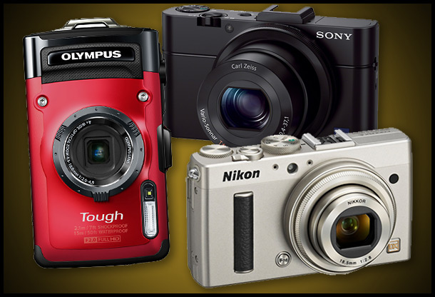 Point-and-Shoot Cameras That Are Better Than A Smart Phone