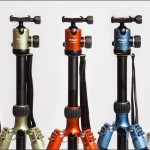 The Fotopro C5i Tripod Comes In Five Colors