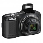 Nikon Coolpix L620 Pocket Camera - Pop-Up Flash