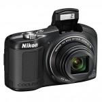 Nikon Coolpix L620 Pocket Camera - Pop-Up Flash