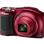 Nikon Coolpix L620 Pocket Camera - Red