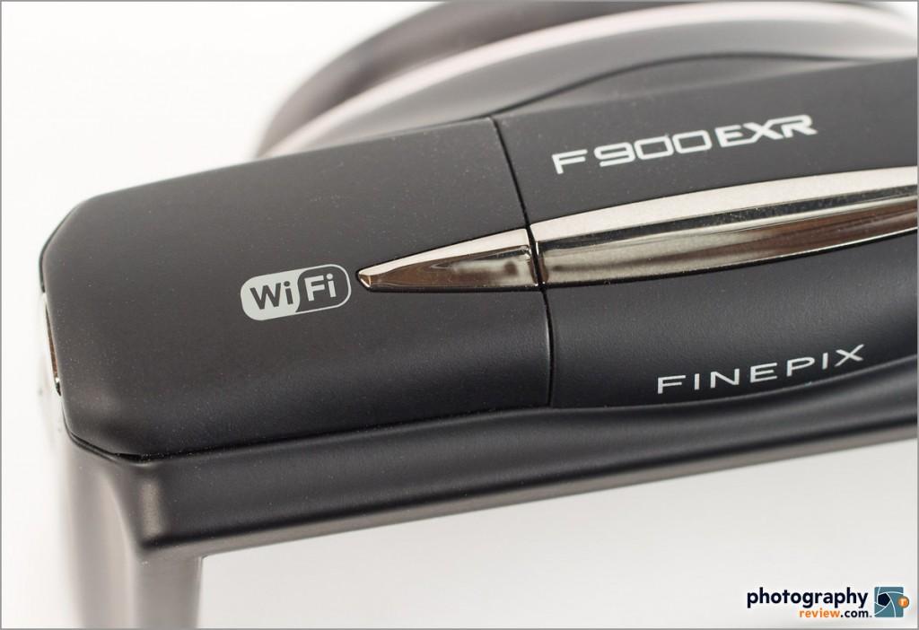 Fujfilm FinePix F900 EXR - Built-In Wi-Fi