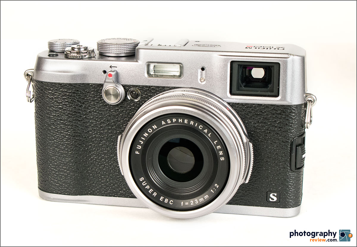 Fujifilm X100S Large Sensor Compact Camera With f/2.0 Lens