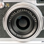 Fujifilm X100S - 23mm f/2.0 Fixed Lens