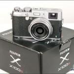 Fujifilm's X100S Rangefinder-Style Premium Compact Camera