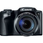 Canon PowerShot SX510 HS Superzoom Camera - Front