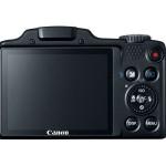 Canon PowerShot SX510 HS - Rear