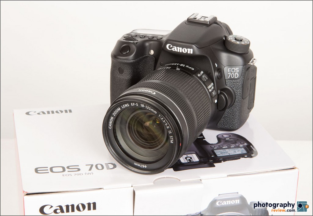 Canon EOS 70D HD DSLR