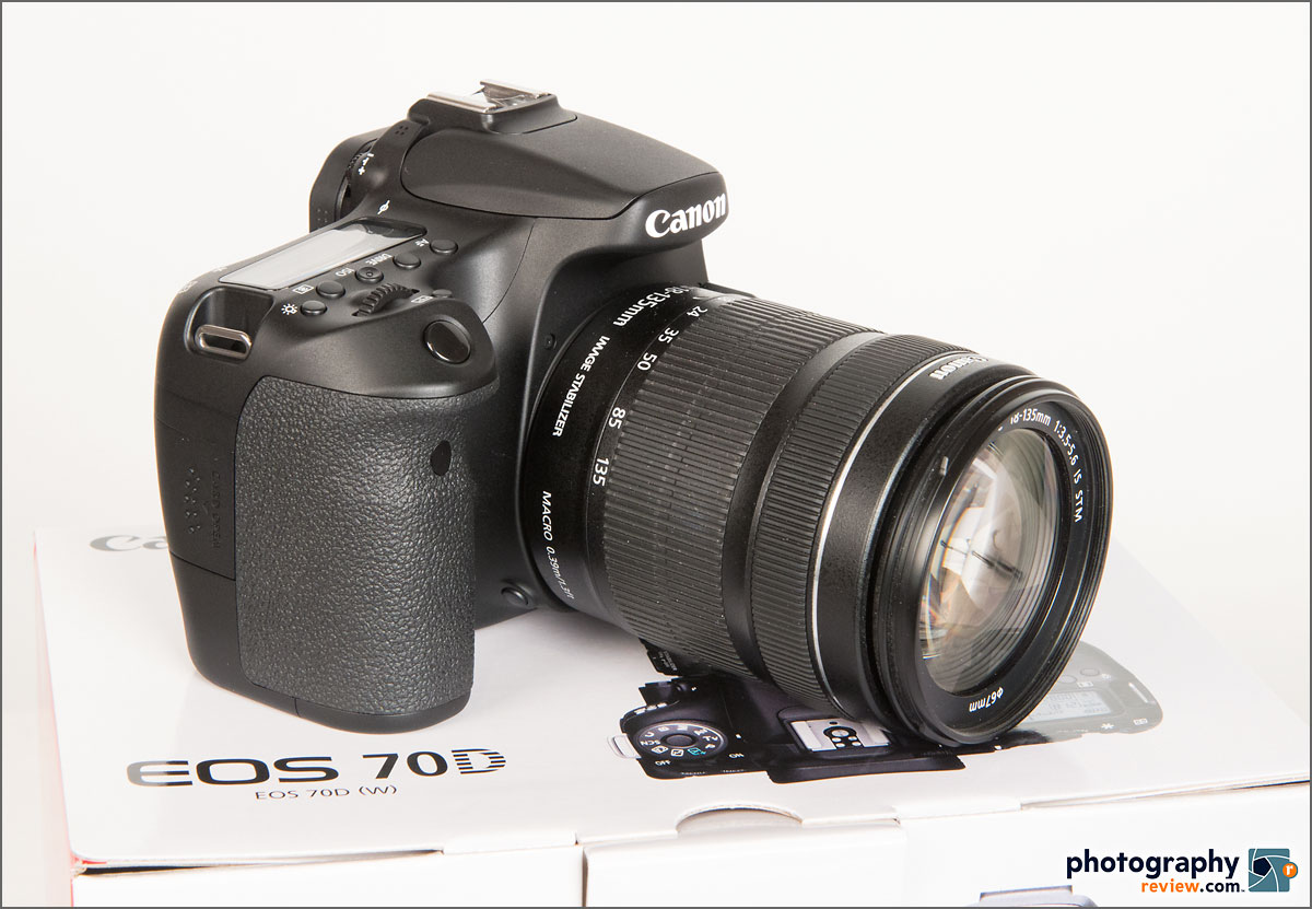 Canon EOS 70D HD DSLR Hands-On Intro Video • Camera News and Reviews