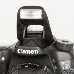Canon EOS 70D - Pop-Up Flash