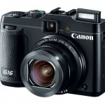 Canon PowerShot G16 - Pop-Up Flash
