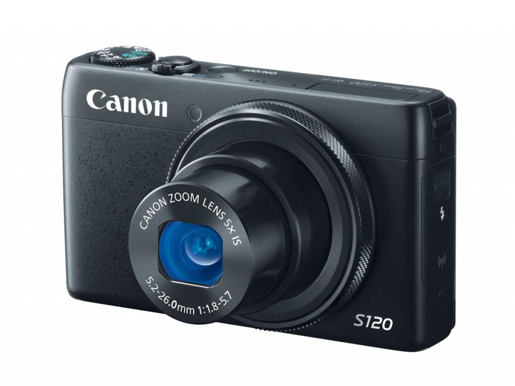 Canon PowerShot S120 Premium Pocket Camera