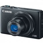 Canon PowerShot S120 Premium Pocket Camera