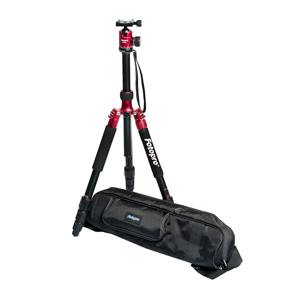 Fotopro C5i 2-In-One Tripod With Included Carrying Case