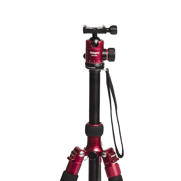 Fotopro C5i 2-In-One Tripod With Ball Head