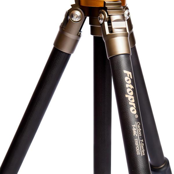 Fotopro TT-64 Carbon Fiber Tripod Legs