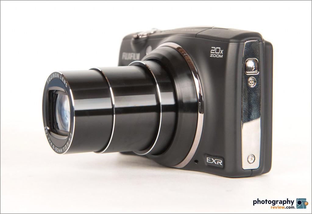 Fujfilm FinePix F900 EXR - 20X 25-500mm Zoom Lens