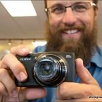 Adam Lisonbee, a.k.a. Grizzly Adam, & the Fujifilm FinePix F900EXR Camera