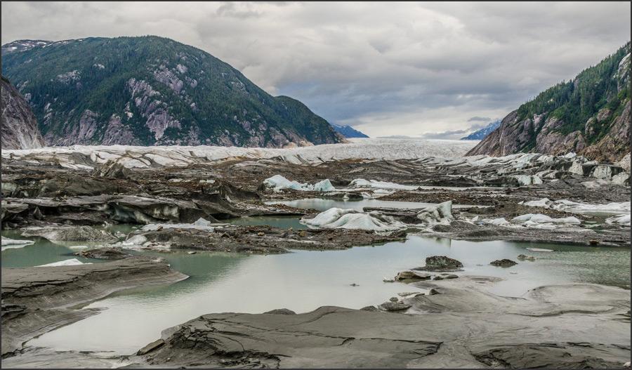 """Glacier's Edge"" by pweb"