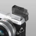 Panasonic Lumix GX7 - New Tilting EVF