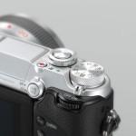 Panasonic Lumix GX7 - Dual Exposure Control Dials