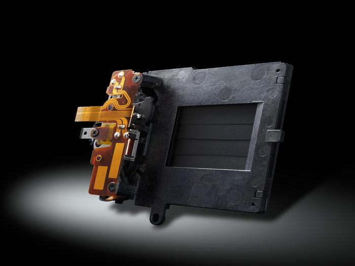 Panasonic Lumix GX7 - Shutter Assembly