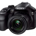 Sony Alpha A3000 - 20-Megapixel Interchangeable Lens Camera
