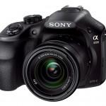 Sony Alpha A3000 - 20-Megapixel Interchangeable Lens Camera