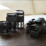 Sony Alpha A3000 & Lenses