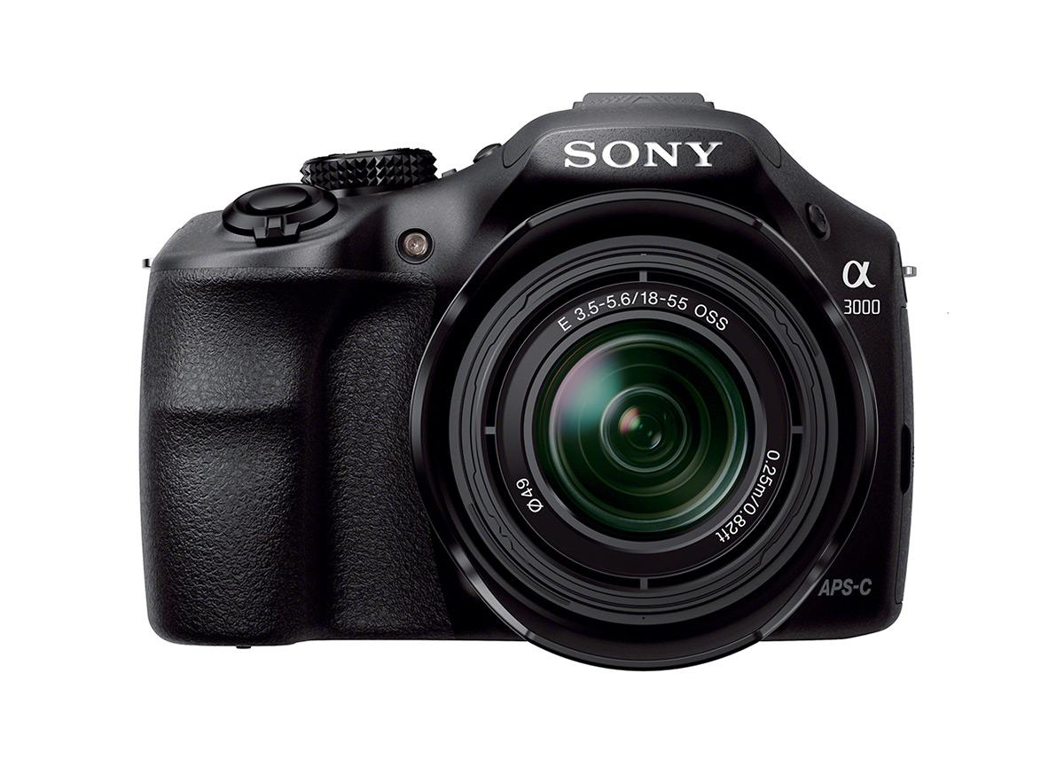 Sony Alpha A3000 DSLR-Style Interchangeable Lens Camera