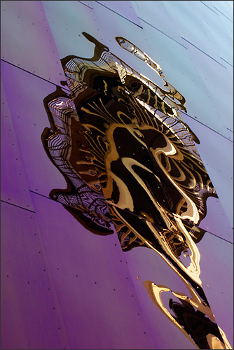 """""""Abstract Space Needle """" by arne saknussen"""