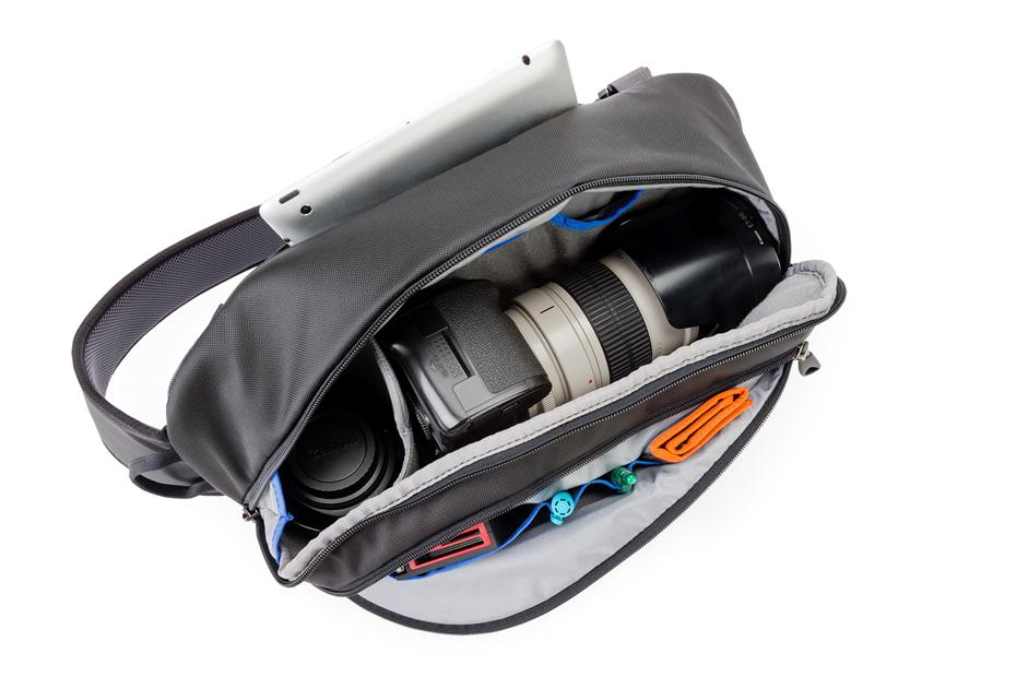 Think Tank Photo TurnStyle 20 Sling Pack - Main Compartment