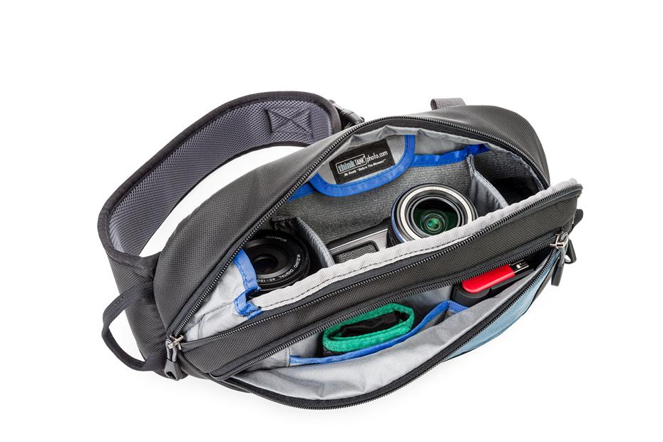 Think Tank Photo TurnStyle 5 Bag With Mirrorless Camera Kit