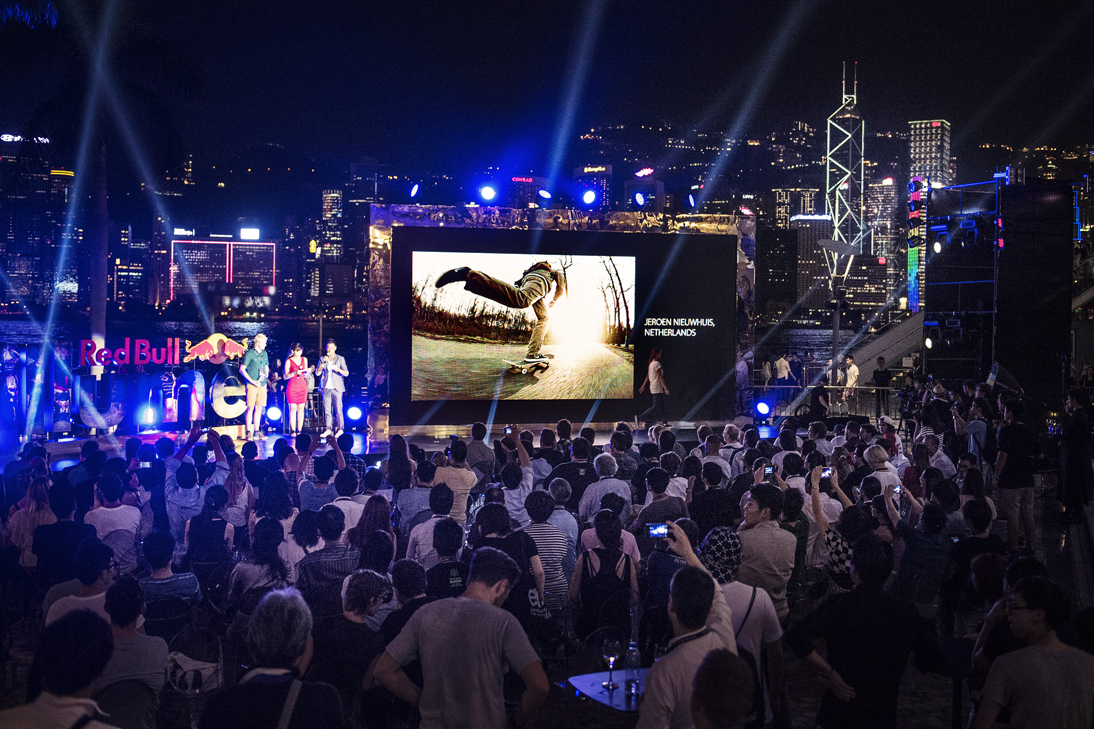 2013 Red Bull Ilume Photo Competition Ceremony - Hong Kong