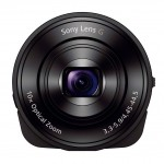 """Sony Cybershot QX10 10x Zoom """"Lens-Style"""" Camera For Smart Phones"""