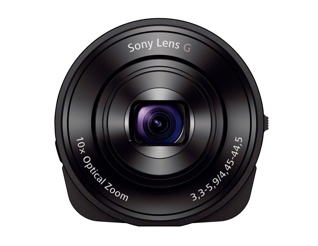 Sony Cybershot QX10 10x Zoom