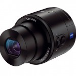 """Sony Cybershot QX100 """"Lens-Style"""" Camera - RX100 For Smart Phone"""