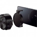 Sony Cybershot QX100 With Adjustable Phone Adapter