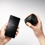 """Sony Cybershot QX100 """"Lens-Style"""" Camera - Designed For Use With Smart Phone"""