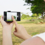 Sony Cybershot QX10 Uses Smart Phone App For Camera Control