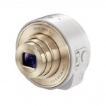 """Sony Cybershot QX10 """"Lens-Style"""" Camera With 10x Zoom For Smart Phone"""