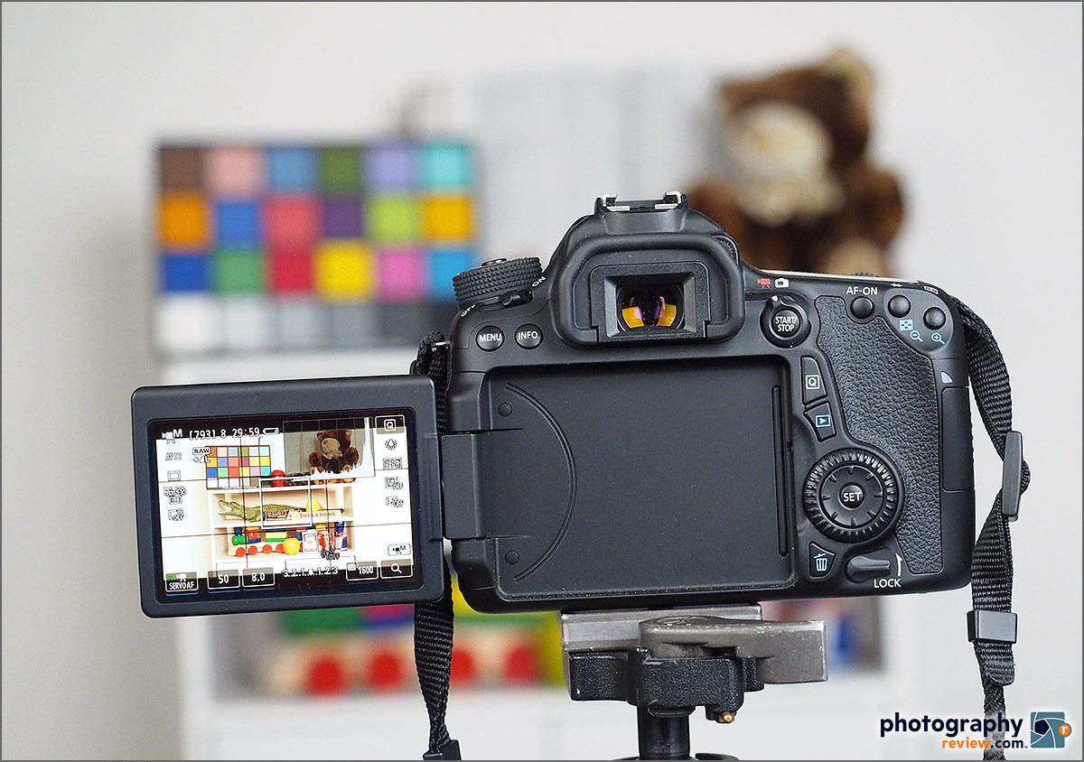 Canon EOS 70D Studio Sample Photos
