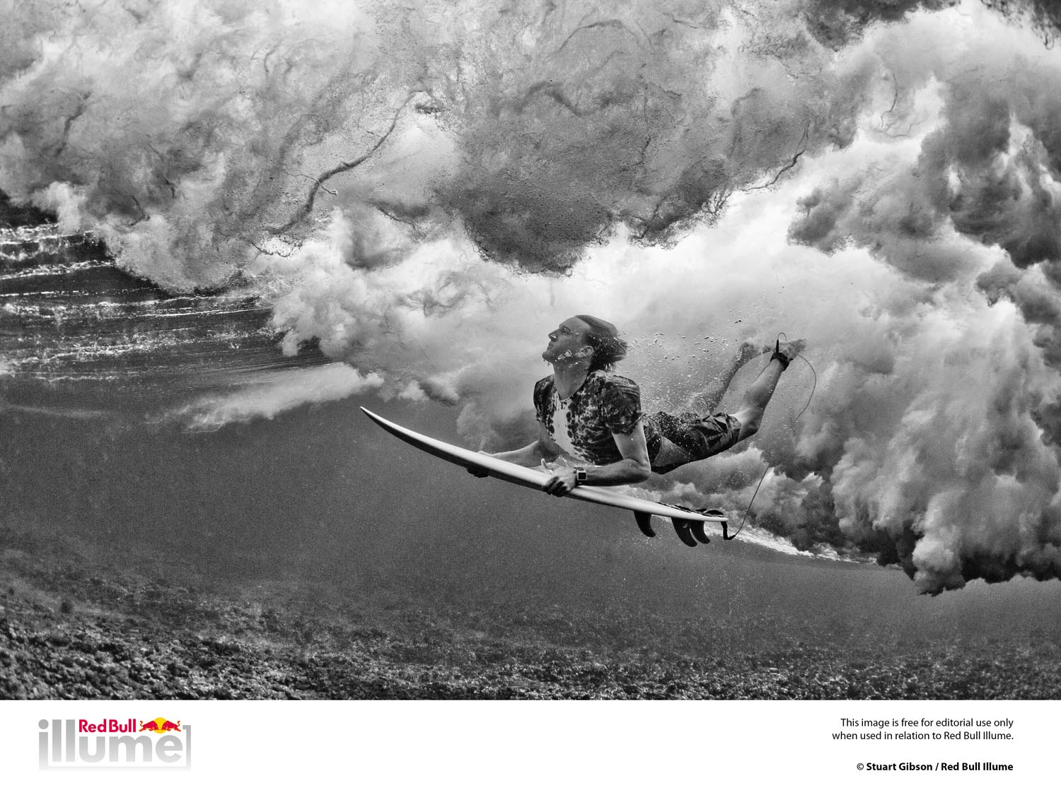 ©Stuart Gibson / 2013 Red Bull Illume Close Up Category Finalist Photo